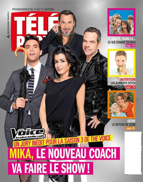 Jenifer en couverture de Télé poche et de Télé 7 jours