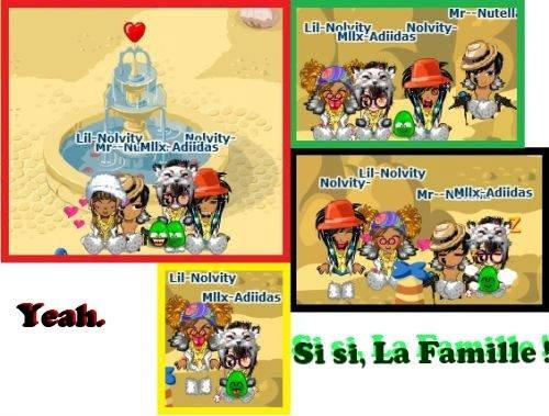 la famille, les amis ... ♥