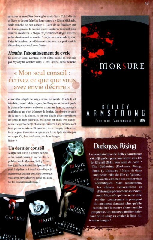 suite article Kelley Armstrong