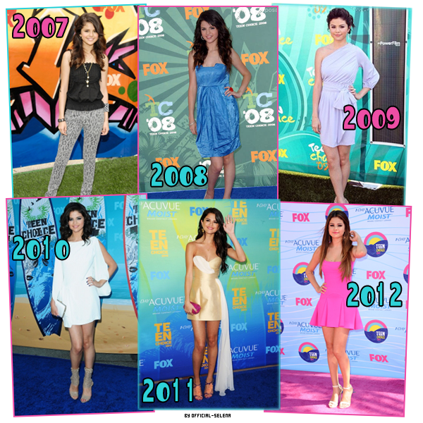 Teen Choice Awards 2012 !