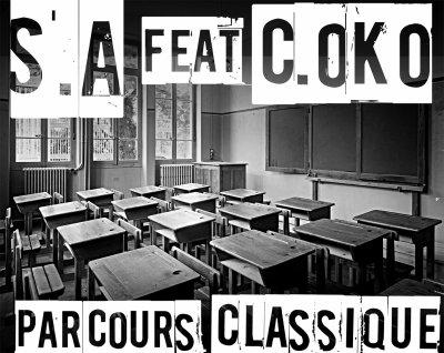 """la voix de la jeunesse / """" Parcours classique """" s.a feat C.oko 2011 (2011)"""