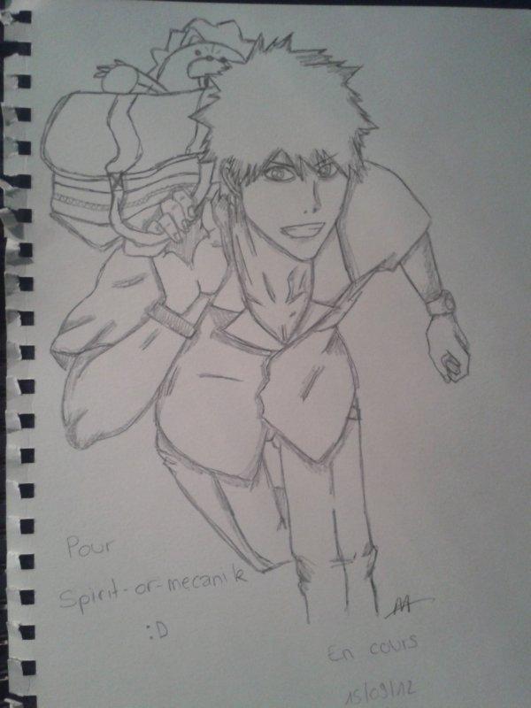 Bleach ( Ichigo)