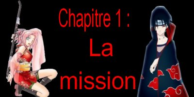 Chapitre 1: La mission