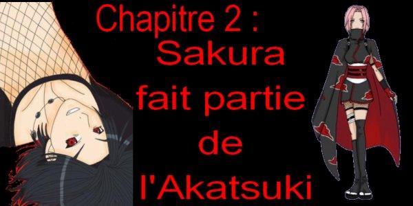 Chappitre 2: Sakura fait parti de l'Akatsuki