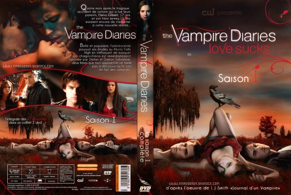 Du nouveau, The Vampire Diaries en coffret !  La date de sortie française de la série The Vampire Diaries en DVD et Blu-ray vient d'être dévoilée. E, effet le coffret sortira le 16 mars 2011 et celui-ci contiendra de nombreux petits plus : Bêtisiers, scenes coupées, commentaires du pilot,... Bref, la totale ! Alors, heureux ?