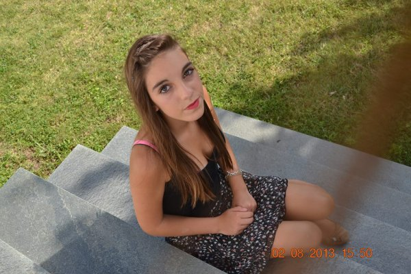 shooting + new coiffure ♥