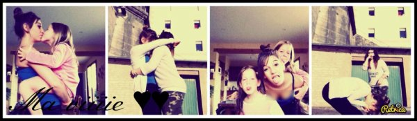 Ma vie, mes soeurs et Flavie ♥