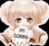 Désolée