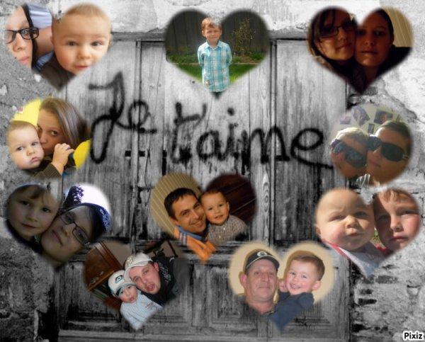 La Famille...<3