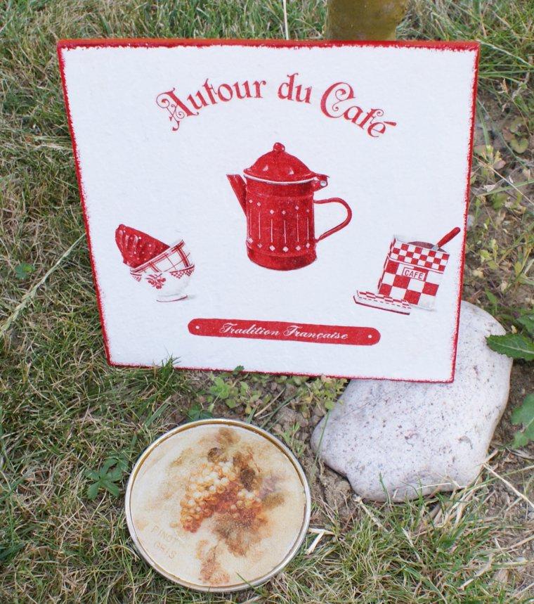 """""""Autour du café"""""""