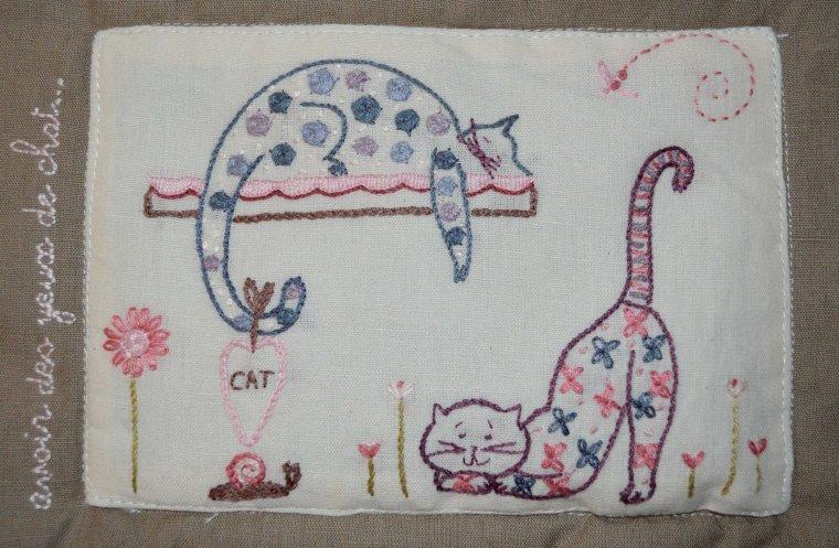Quand les chats....