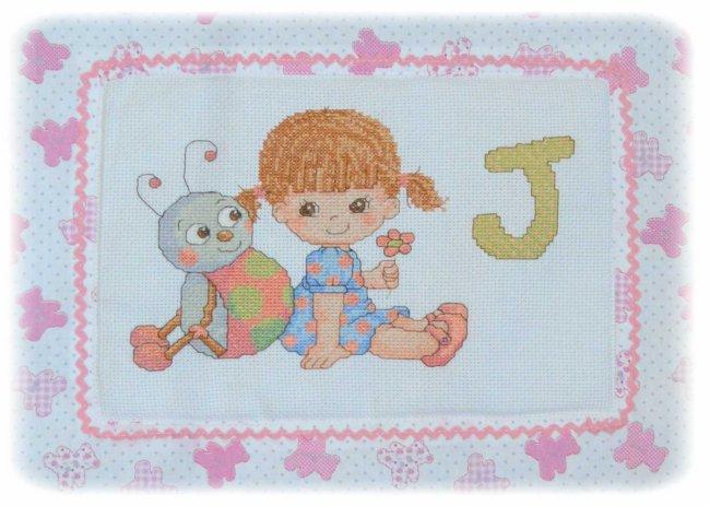 Petits cadeaux pour Juliette....