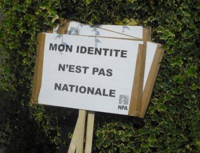 Manif réussie à Rennes