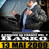 A Chacun Sa Chance Vol. 2 (Mix / 52 Mesures (2009)