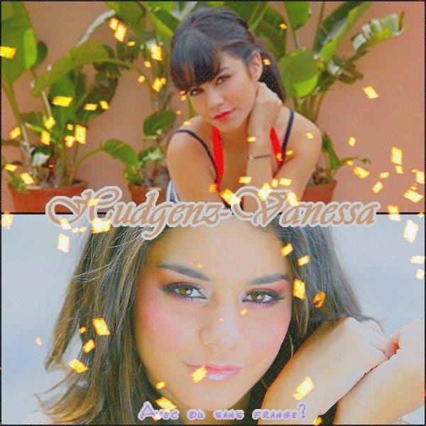 Tu préfère Vanessa avec ou sans frange ?