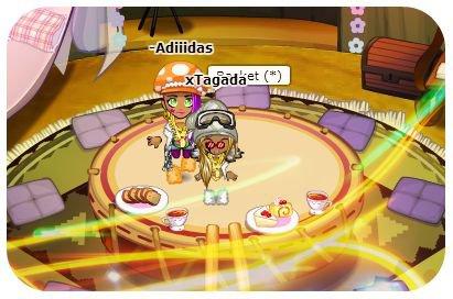 -Adiiidas, une superbe rencontre ♥