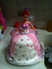 Gâteaux princesses