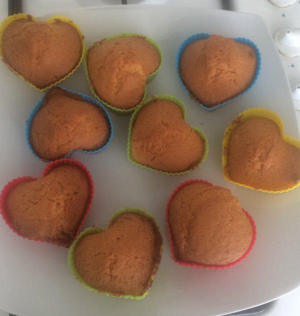 Cupcake c½ur