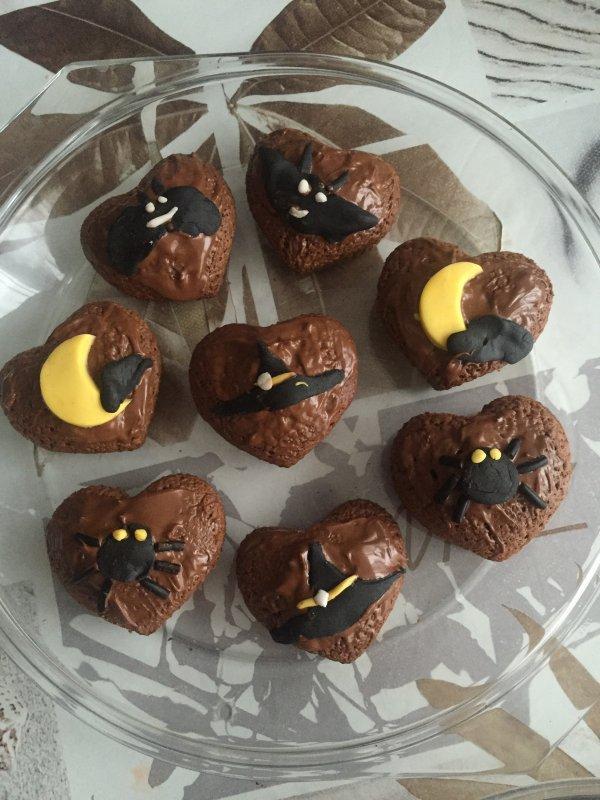 Cupcake d Halloween