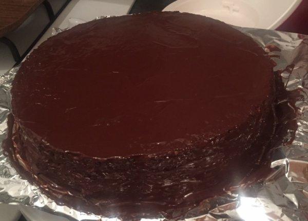 Gâteau d anniversaire de ma fille