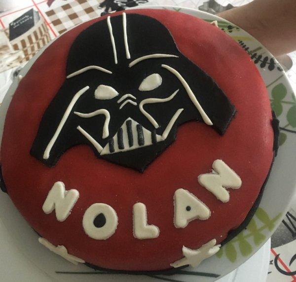1 er gâteau à la pâte d amende