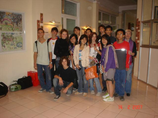 Le Blog De La Classe De 3eme Du LFAY