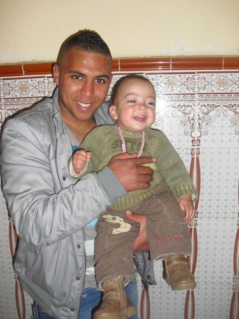 avec islem le fils  de ma souer bg ta3 la famille lol