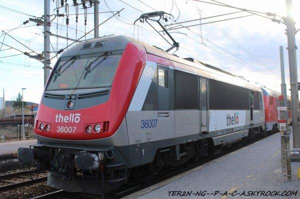 Thello 147 a destination de milan et en provenance de marseille saint charles