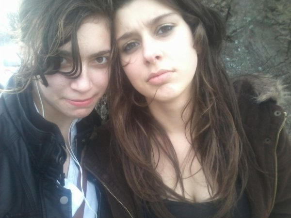 Mwa avec ma petite soeur de <3