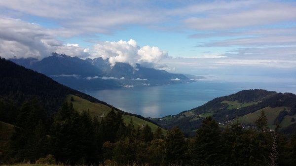 Baguage col suisse