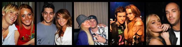 Les exs de Lindsay ....