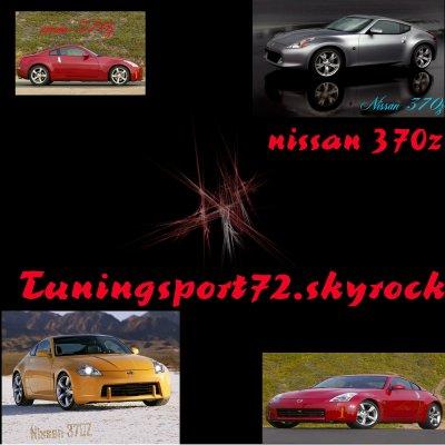 Les Nissan 370z