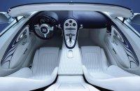 Bugatti EB 16/4 Veyron Grand Sport L'Or Blanc