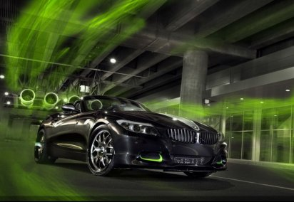 BMW Z4 Slingshot Nike by Design MW