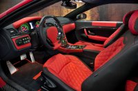 Maserati GranTurismo S by Mansory
