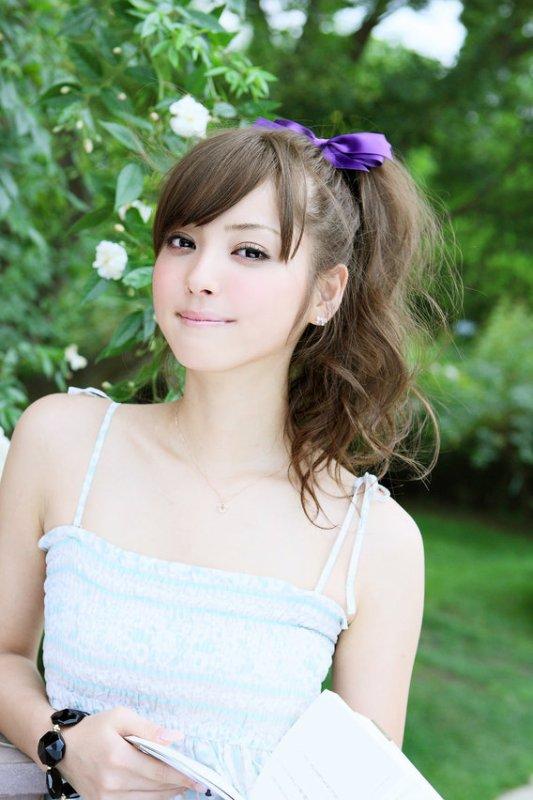 Nozomi Sasaki présentation