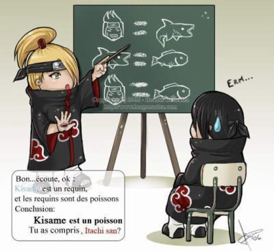 Image sur l'akatsuki