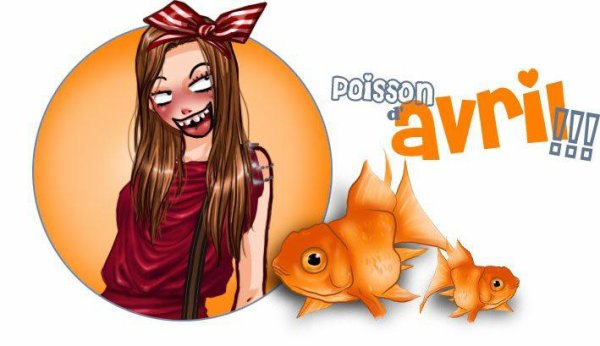 POISSON D'AVRIL !!