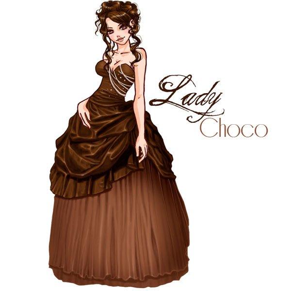 tenue spécial choco !