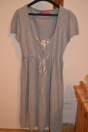 Robe Grise Taille S