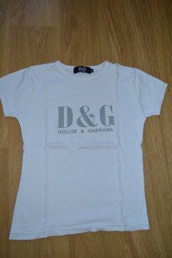 Tee-Shirt D&G taille S