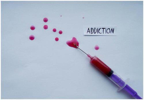 Mon addiction, ma vie, ma drogue..