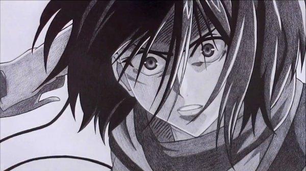 Mikasa ~
