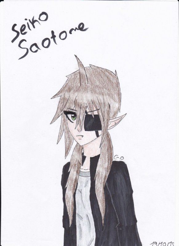 Seiko Saotome