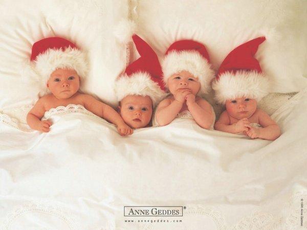 Bébés Noël