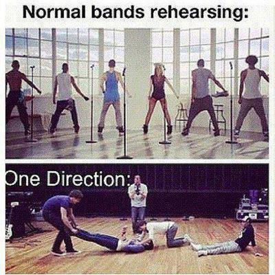 One Direction délires