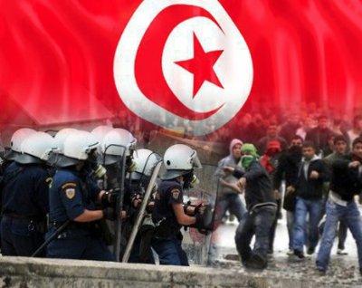 (خمسة أشهر بعد الثورة ا في تونس  (مشاكل كبيرة و آمال واسعة
