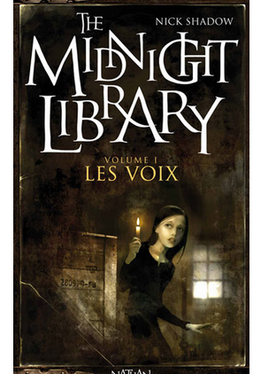 The Midnight Library  T1 de Nick Shadow ♥