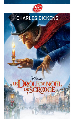 Le drôle Noël de Scrooge de Charles Dickens  ♥
