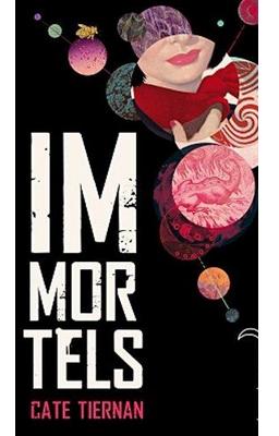 Immortels T1 : La fuite de Cate Tiernan  ♥